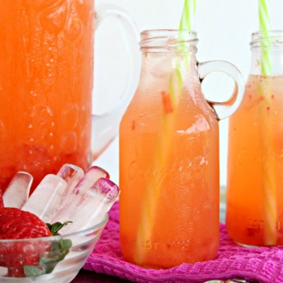 strawberry lemonade (sugar free)