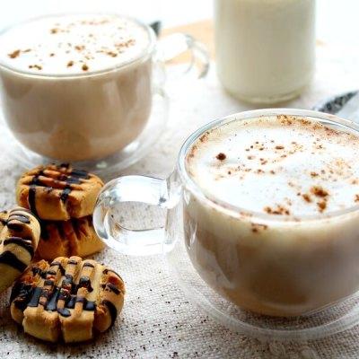 Spiced Vanilla London Fog Latte