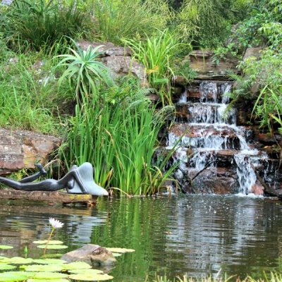 Makaranga Garden Lodge & Enchanted Gardens