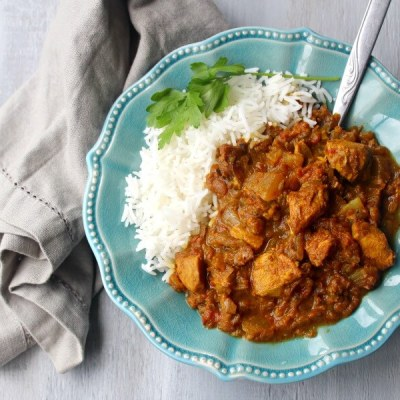 Sweet & Sour Cape Malay Chicken Curry