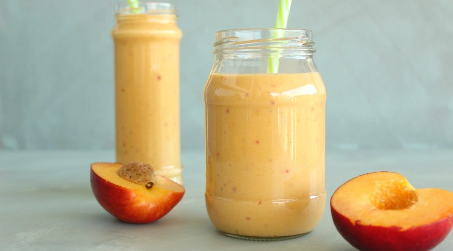 Post Workout Tropical Turmeric Smoothie