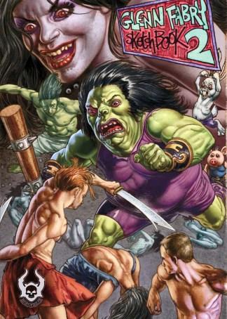 Comic Art & Books