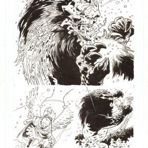 Andrei Bressan – Birthright 4p10 Comic Art