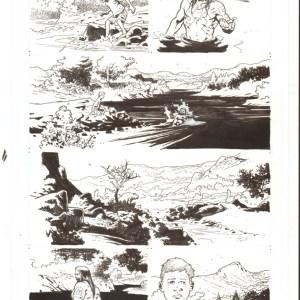 Andrei Bressan – Birthright 6p11 Comic Art