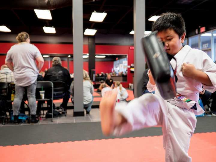 2018-01-27 Karate Edge Basic Skillz Test 10-19-29