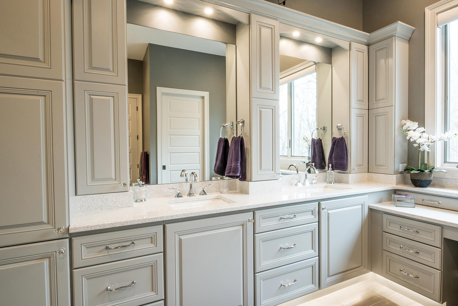 Double Vanity Bathroom Designs Bertch