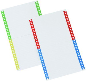 Cartoncini per cartelle sospese Armadio