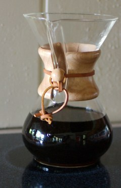Chemex Coffee Maker with handle