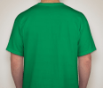 berthas classic t-shirt back