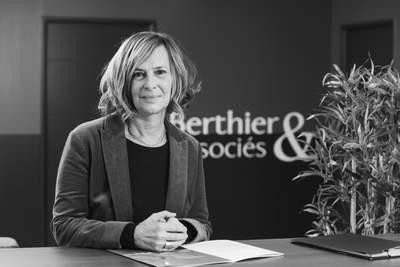 Sylvie Clocher, secrétaire de direction