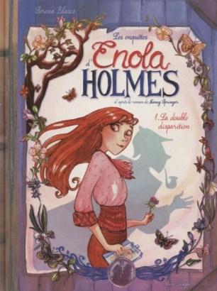 Bande-dessinée, où l'on découvre la soeur cadette du fameux détective, pleine de ressources pour retrouver sa mère disparue (et régler deux, trois affaires mystérieuses aussi!). Dès 13 ans.