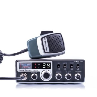 ALAN SESSANTOTTO - CB Veicolare AM-FM 34 Canali (68)