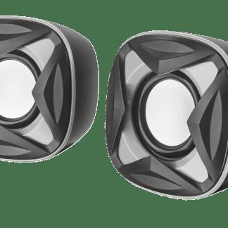 XILO COMPACT 2.0 SPEAKER SET – BLACK