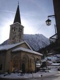 Le charmant village d'Alagna