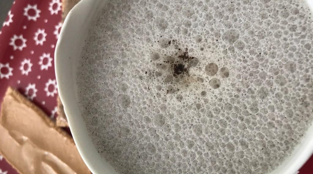 Recette très personnelle de Bulletproof Coffee au beurre d'érable