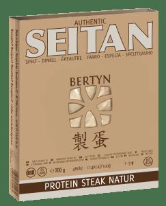 Veggie Protein Steak – Natur 3D