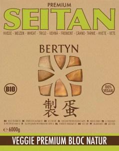Packshot: Veggie Premium Seitan Block Natur - 6000g
