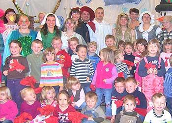 mit Kindern und Jugendlichen Theater spielen