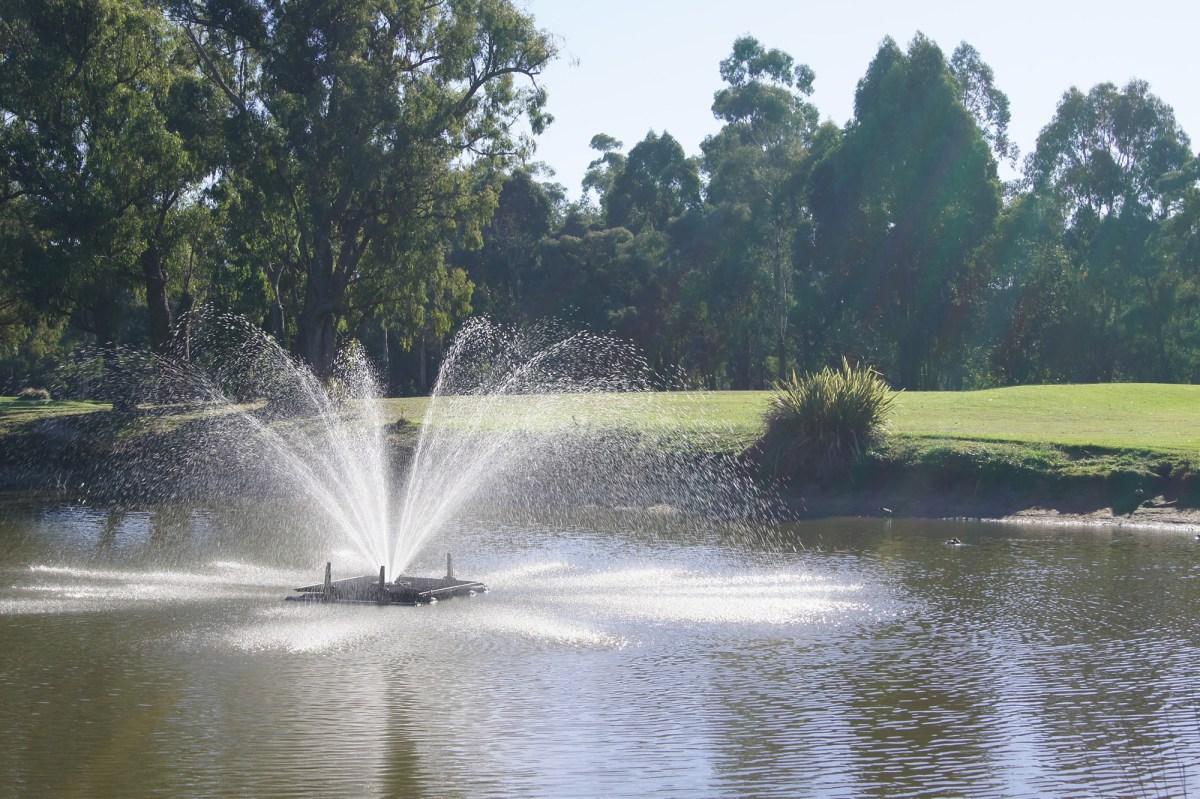 2nd Berwick Montuna Golf Club