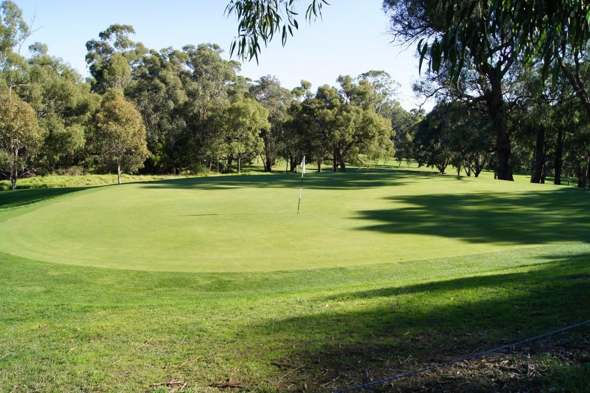 4th Berwick Montuna Golf Club
