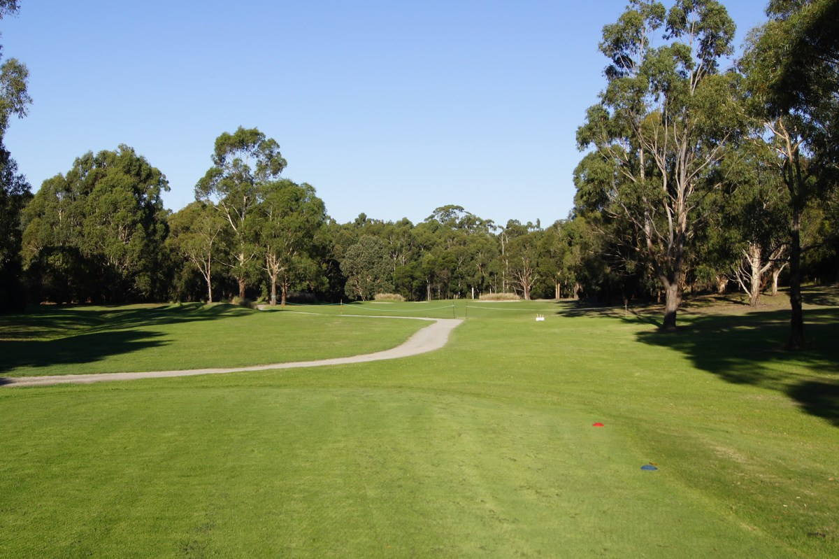 16th Berwick Montuna Golf Club