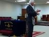 Bro Schlosser speaking