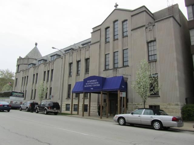 Humphrey Scottish Rite Center