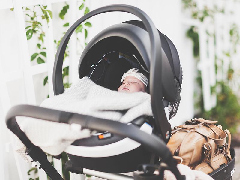 rentrer de la maternite avec votre