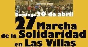 27ª MARCHA DE LA SOLIDARIDAD EN LAS VILLAS