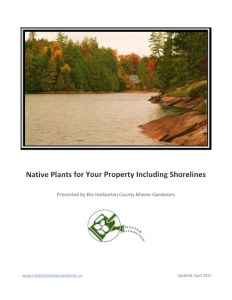 Cover for Native Plants for your Property ebook