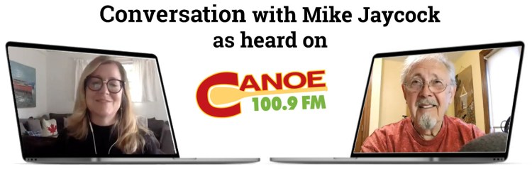 CaneoFM Mike Jaycock BGA Interview banner