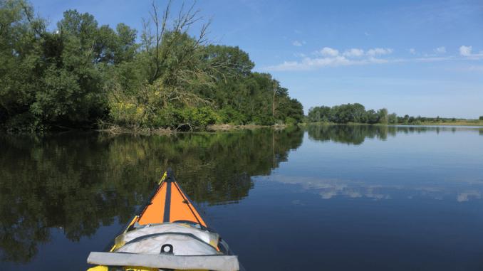Descendre la Loire en canoé kayak
