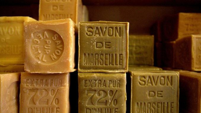 quelle utilisation du savon de Marseille ?