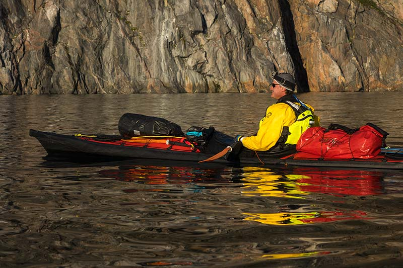 voyage kayak groenland baie de disko