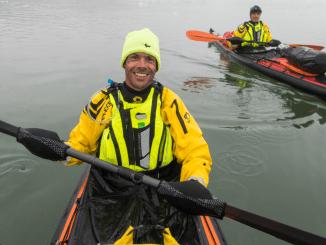 blog voyage aventure, besoindaventure, disko, kayak, groenland
