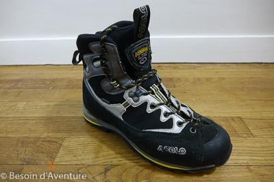 Comment-choisir-chaussure-randonnée-glaciaire-Asolo