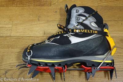 Comment-choisir-chaussure-randonnée-glaciaire-asolo-crampons