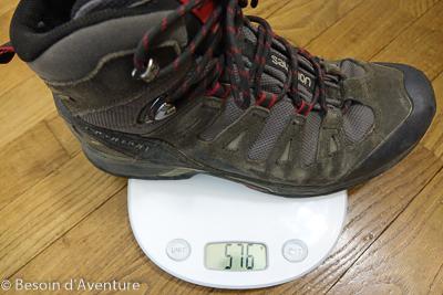 Comment-choisir-chaussure-randonnée-poids-salomon-ques