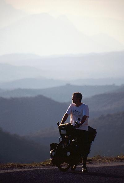 Blog voyage à vélo, tour du monde, besoin d'Aventure