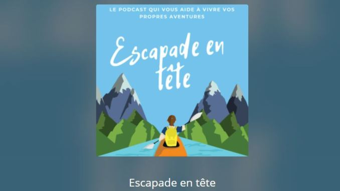 Podcast : kayak au Groenland