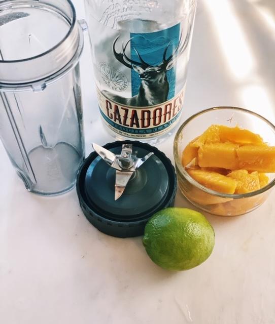 easy mango margarita recipe
