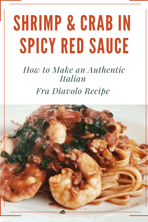 how to make authentic italian fra diavolo sauce
