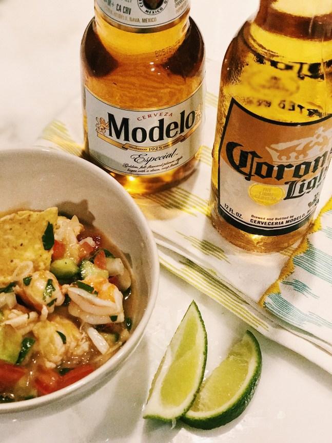 shrimp cocktail, mexican shrimp cocktail