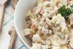 Recipe for the best potato salad, perfect for Easter or Summer BBQ