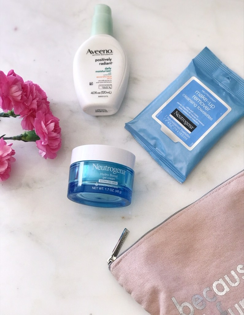 beauty essentials for the gym
