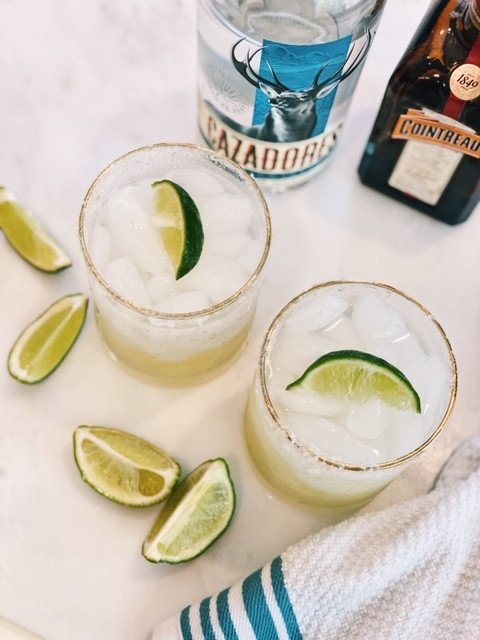 easy authentic margarita recipe