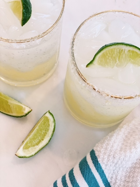 how to make skinny margaritas at home