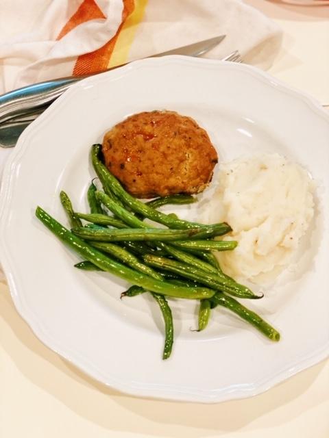 mini turkey meatloaf recipe