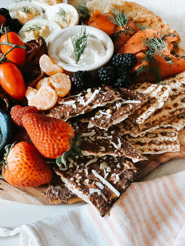 how to put together a kosher charcuterie board