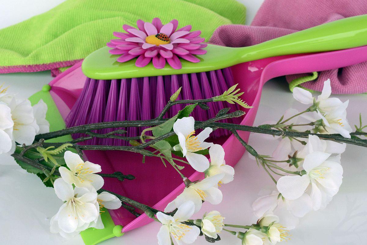 Voorjaarsschoonmaak: tijd om het huis aan te pakken3 min. leestijd